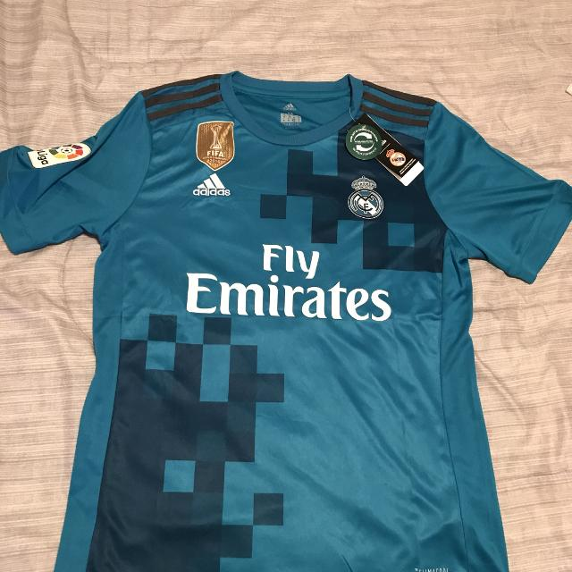 new products 85119 ddf24 Adidas Real Madrid Ronaldo Jersey