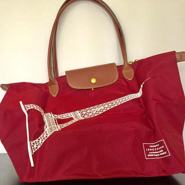 037e06a23704 Find more Longchamp Le Pliage Eiffel Tower - Limited Edition for ...