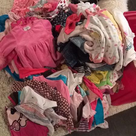 Baby girl clothes! 1$ each for sale  Canada