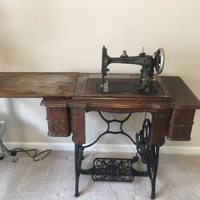 Best Antique Domestic Sewing Machine for sale in ...