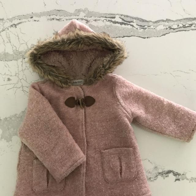 e0a7f2178 Find more Zara Baby Girls Winter Coat. for sale at up to 90% off