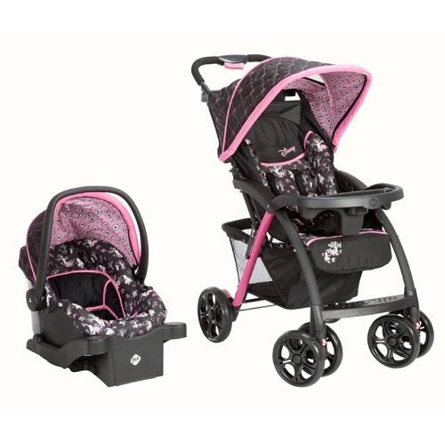 Safety 1st Alice In Wonderland Carseat And Stroller Combo