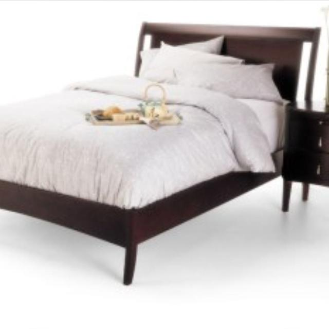 Best Shermag Florence Low Profile Bed Frame King Size for sale in ...