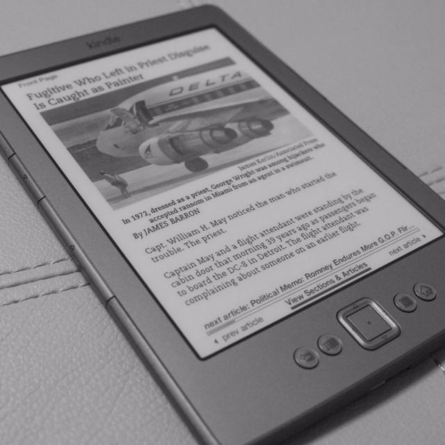 Kindle 4th Generation