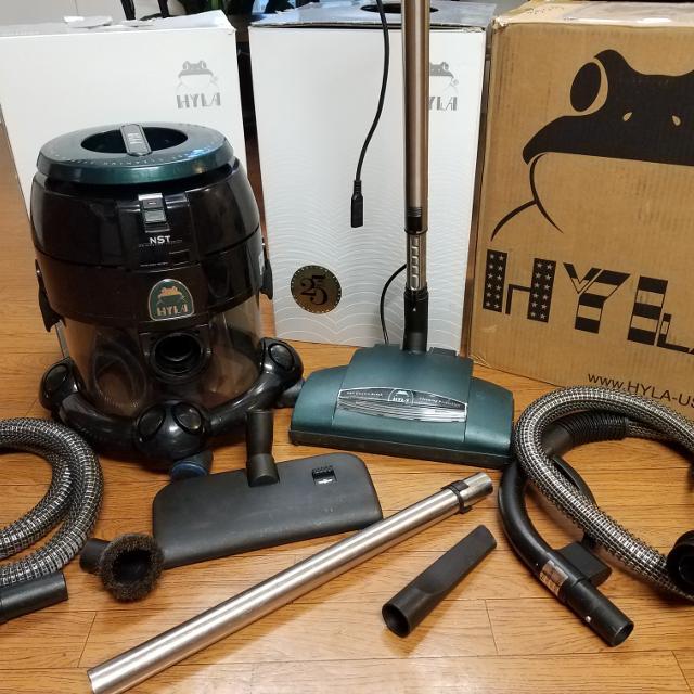 Hyla GST Ventus Water Vacuum
