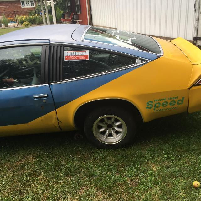 FOR SALE: 1978 CHEVY MONZA SCCA RACE CARE -