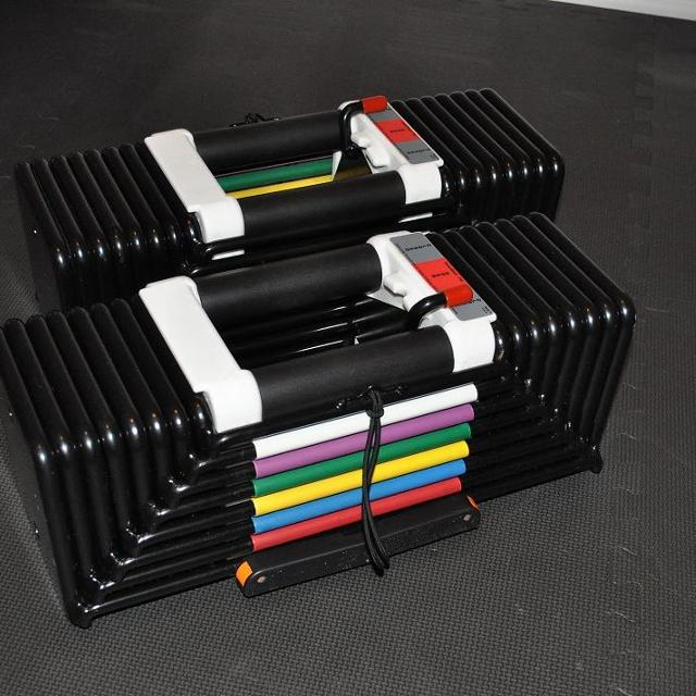 Powerblock Rexan Pro: Find More Powerblock Dumbbells Pro Rexan 5-90lbs For Sale