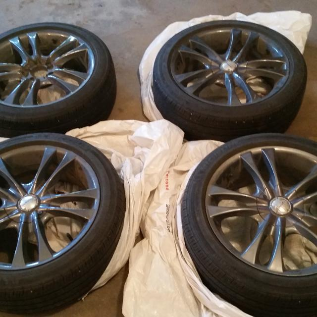 """17x7"""", 215/45/17 For Sale At"""