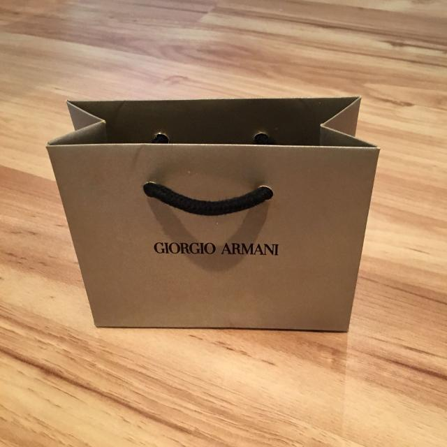 be6308fc9 Best Georgia Armani Gold Pearl Gift Bag for sale in Dollard-Des Ormeaux,  Quebec for 2019