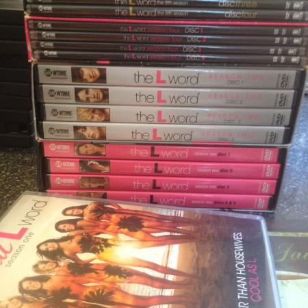 L Word Book for sale  Canada