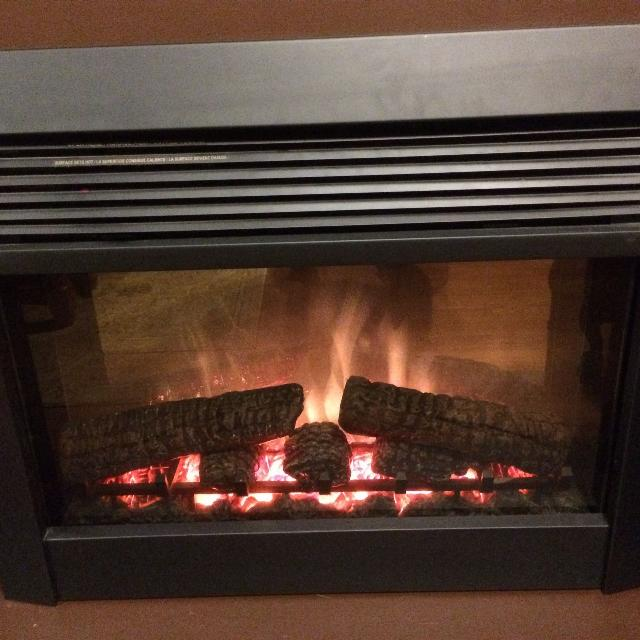 Find More Dc Dimplex Electric Fireplace Insert Reduced For Sale At