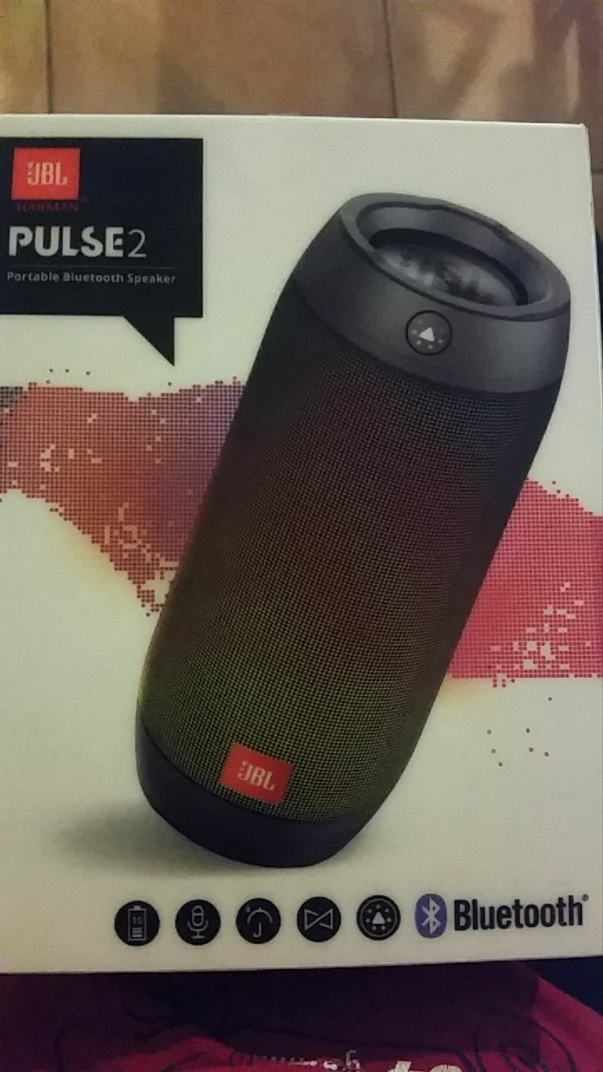 best jbl pulse 2 bluetooth speaker for sale in las cruces new mexico for 2019. Black Bedroom Furniture Sets. Home Design Ideas
