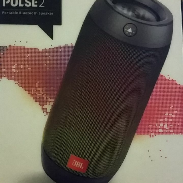 JBL Pulse 2 Bluetooth Speaker