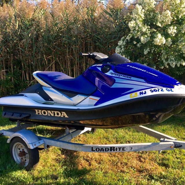 Honda Jet Ski >> 2005 Honda Aquatrax Turbo R 12x Jetski