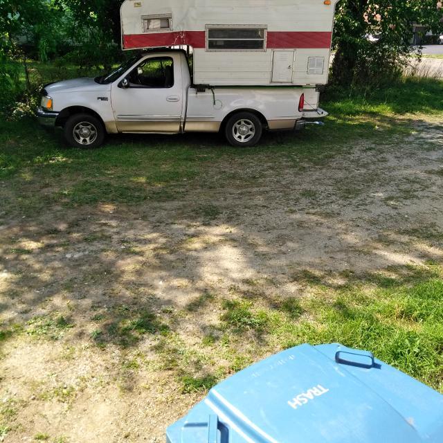 Truck Bed Camper >> Truck Bed Camper For 6ft To 8ft Bed