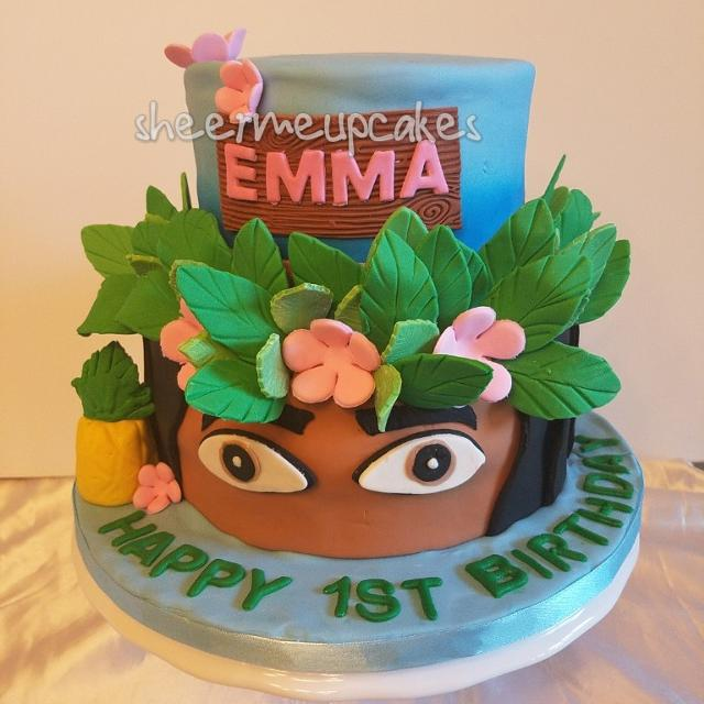 Best Moana Cake For Sale In Katy Texas For 2018