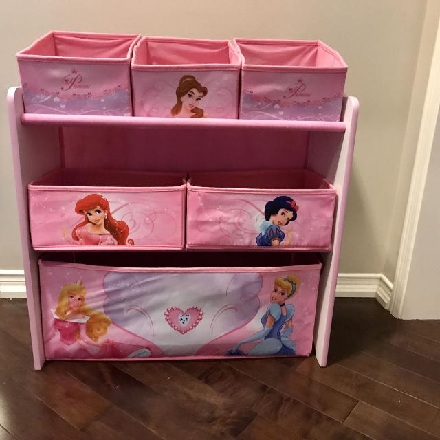Find More Disney Princess Toy Storage Shelf For Sale At Up To 90 Off
