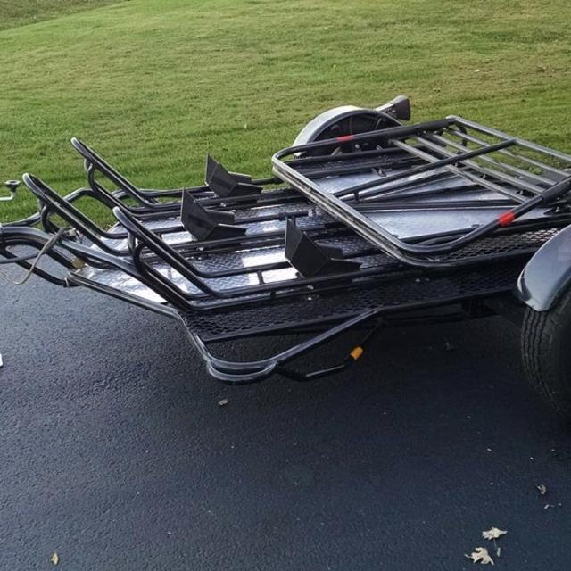 Find More 3 Rail Motorcycle Trailer For Sale At Up To 90 Off