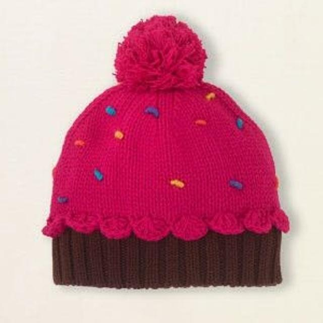Best Baby Girls Cupcake Knit Hat From The Children s Place. Size 6-12m. New  Without Tags. for sale in Laval ae990d15ad9