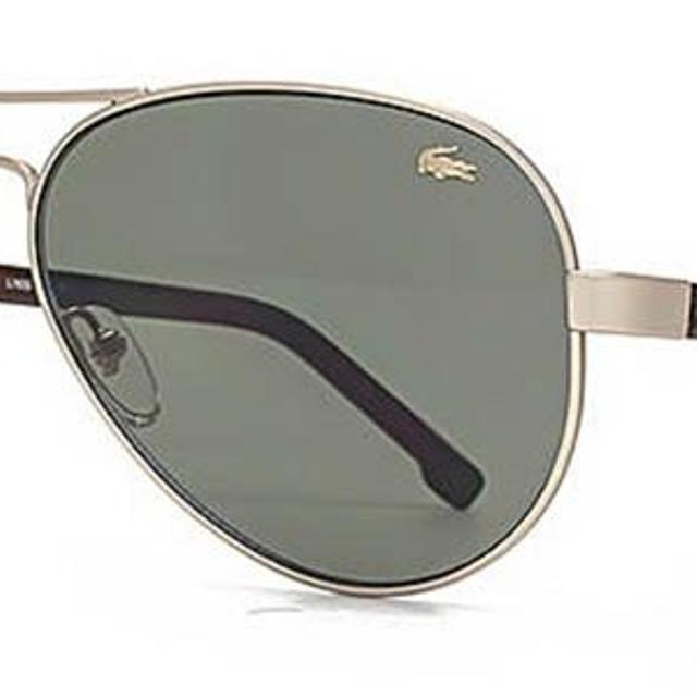 d1dca2a55e Best Lacoste Sunglasses L163s Aviator Unisex New for sale in Key West
