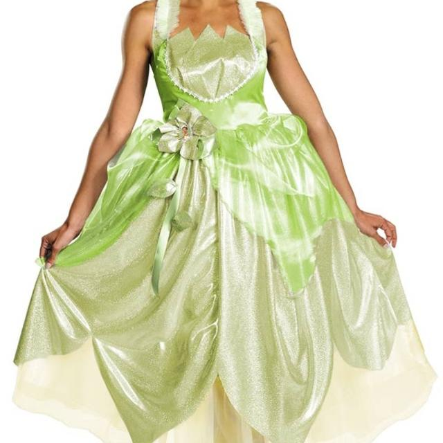 Best Disney's Princess Tiana Costume - Adult for sale in Beausejour,  Manitoba for 2019