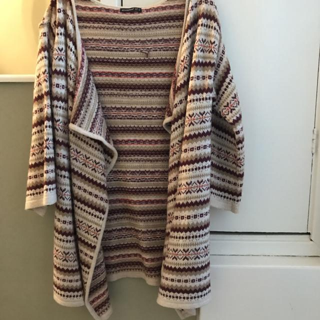 Find more Primark Waterfall Cardigan Size 14 for sale at up to 90% off