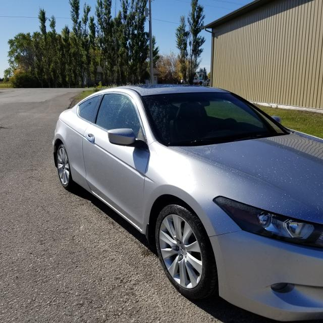 2008 honda accord coupe v6 exhaust