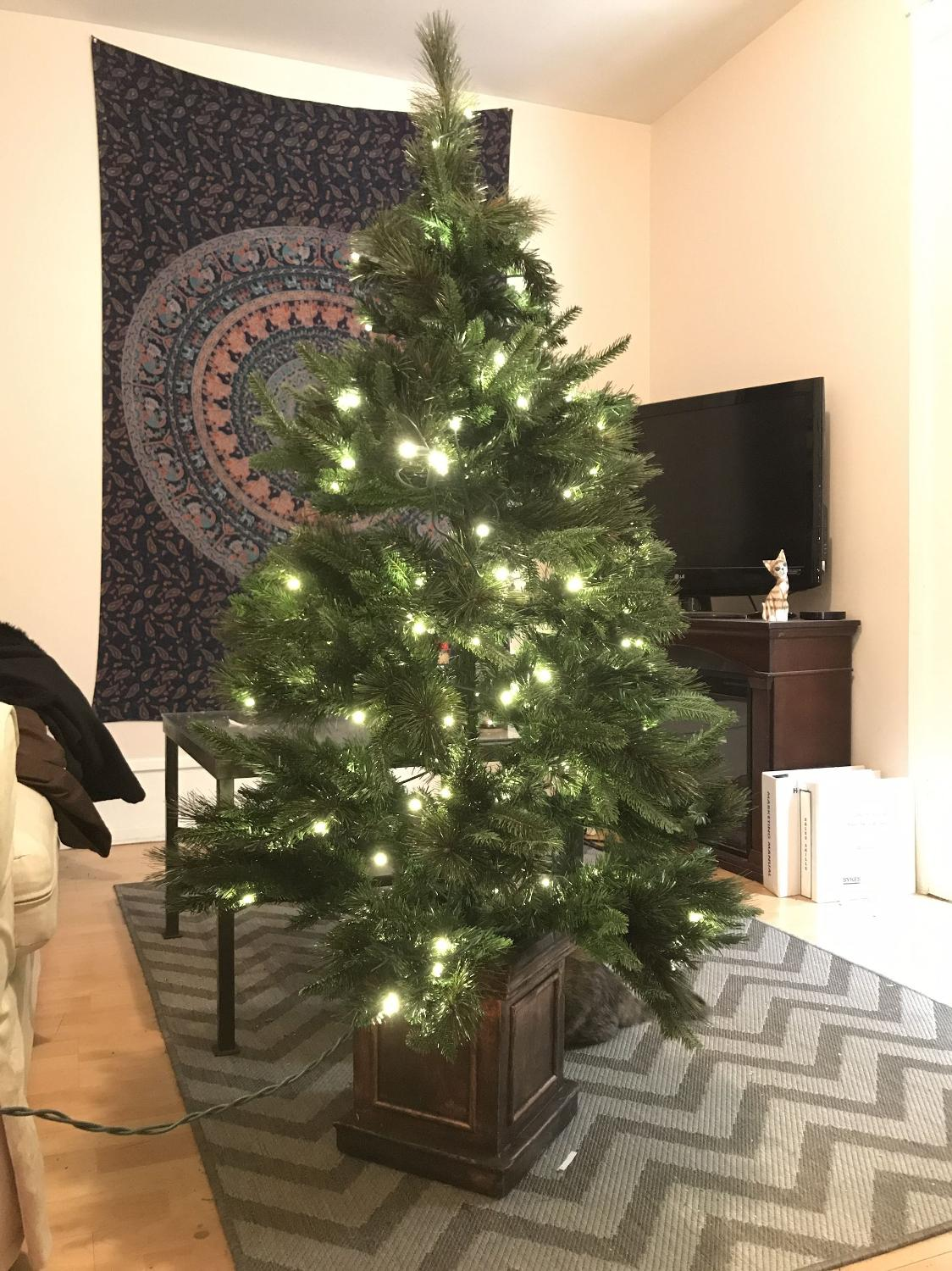 Best 5 Ft Prelit Christmas Tree for sale in Montral Quebec for 2017