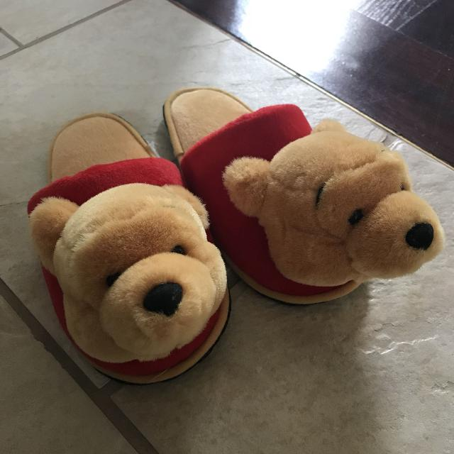 ff7fe8bb6d7 Best Winnie The Pooh - Slippers Size S for sale in Dollard-Des Ormeaux