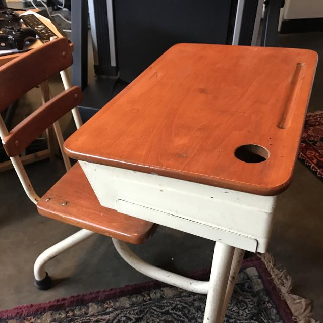 Best Antique Student Desk From Port Alberni for sale in Sooke, British  Columbia for 2019 - Best Antique Student Desk From Port Alberni For Sale In Sooke