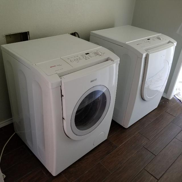 Best Washer And Dryer Bosch Nexxt Essence For Sale In