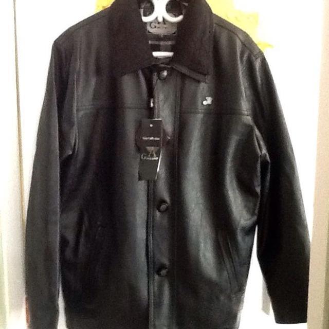 96071688ead8 Best Ga Milano Italian Leather Men's Jacket M-l for sale in Ottawa, Ontario  for 2019