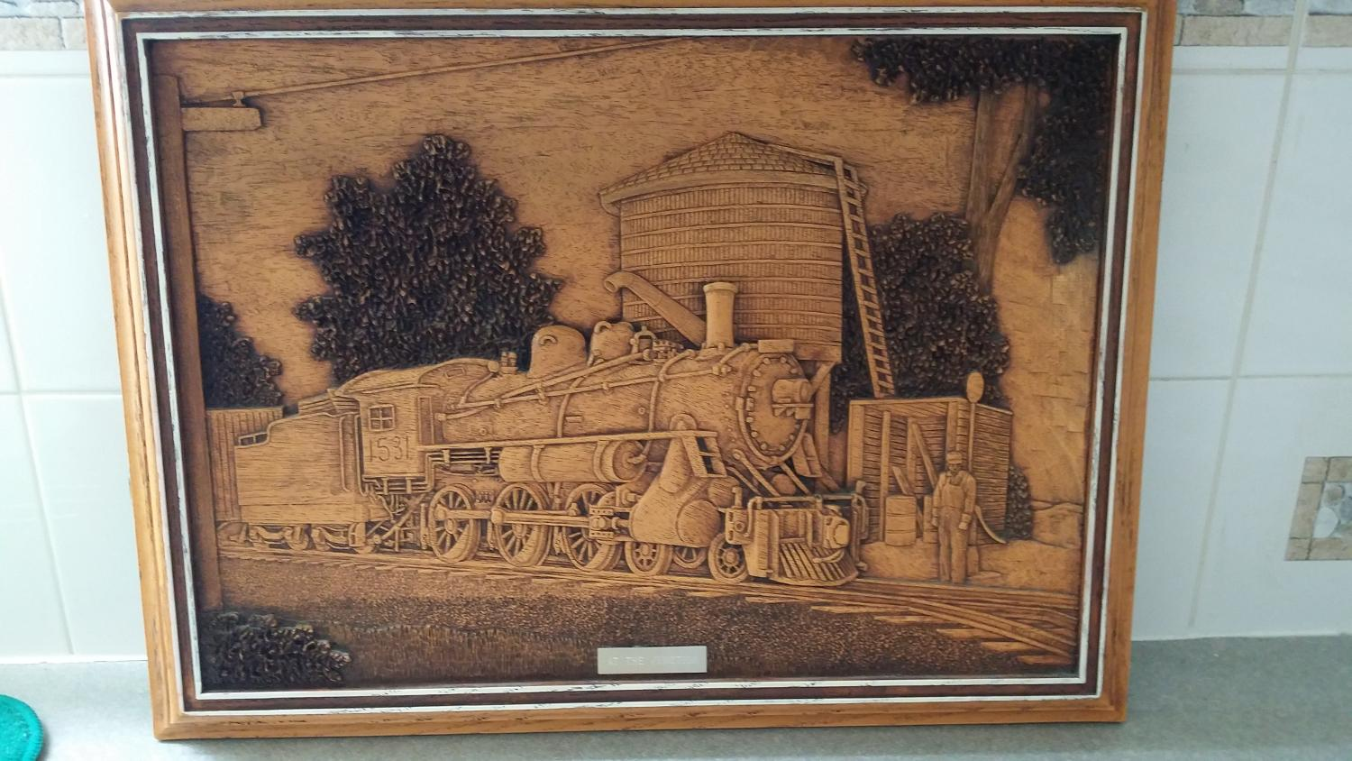 Find more kim murray wood carving picture for sale at up