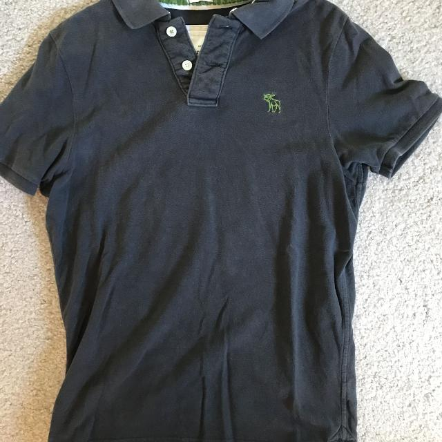 803493004 Best Abercrombie & Fitch Mens Muscle Polo Shirt Size M for sale in Cypress,  Texas for 2019