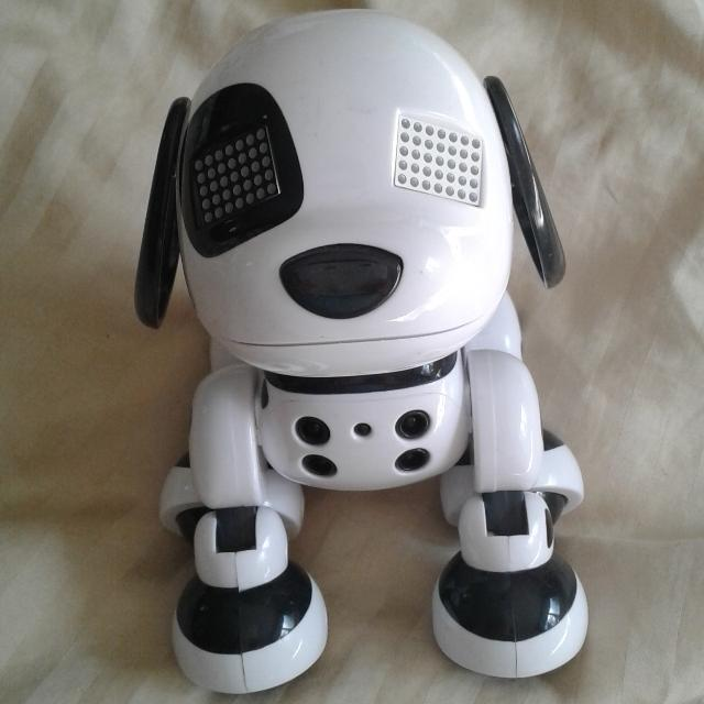 Best Zoomer Zuppies Interactive Puppy Dog Kids Electronic Robot Toy