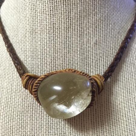 Quartz Semi Precious Stone, Resin and... for sale  Canada