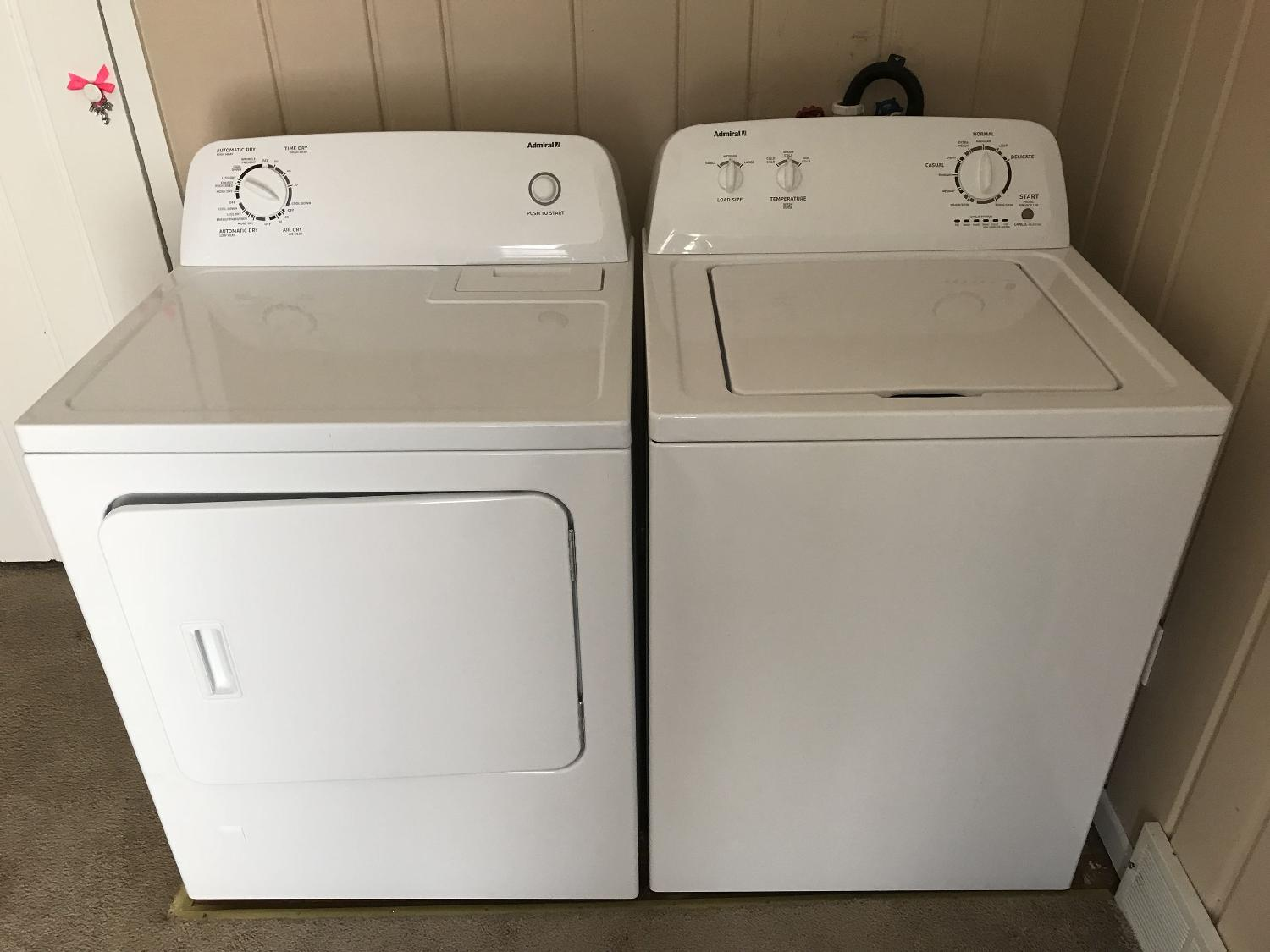 best new washer and dryer set for sale in rockford illinois for 2019. Black Bedroom Furniture Sets. Home Design Ideas