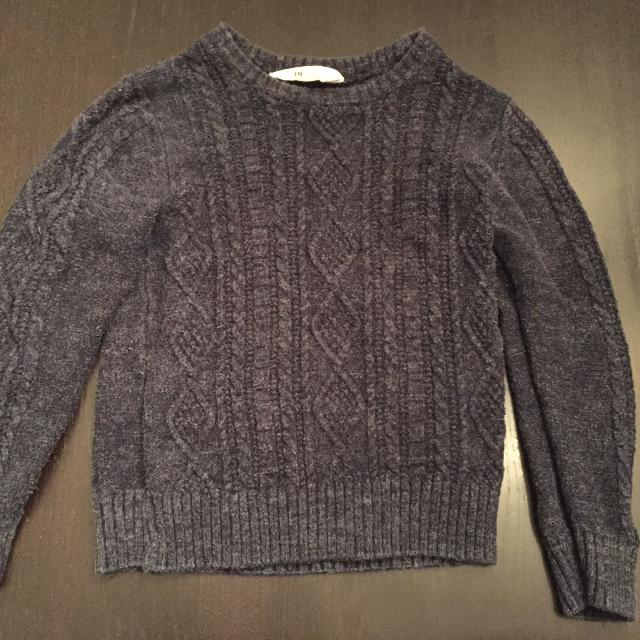 Find more Warm Cable Knit Sweater Boys 6 7 Euc for sale at up to ...