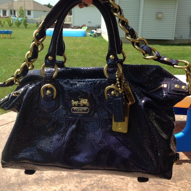 Authentic Limited Edition Coach Bag