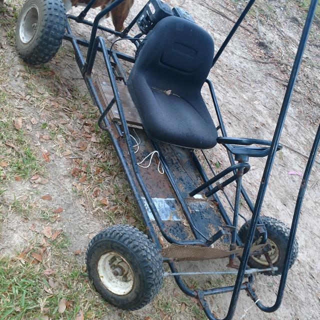 Predator 212 cc go cart / go kart