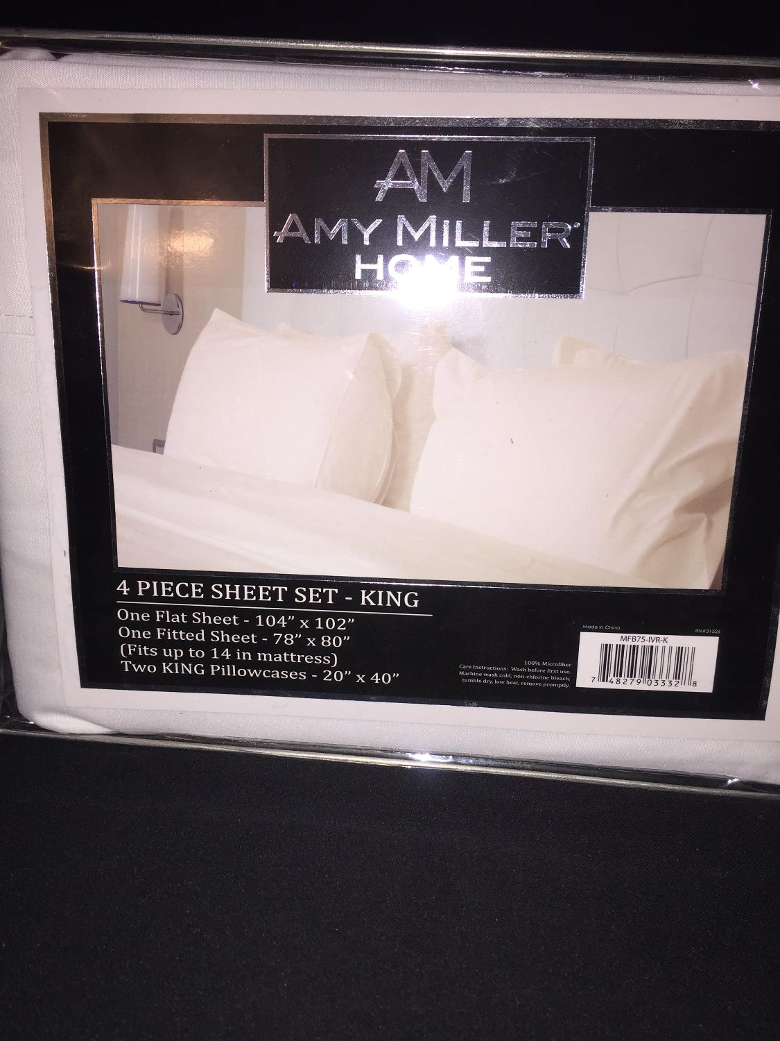 Amy Miller Photography amy miller home 4 piece king set
