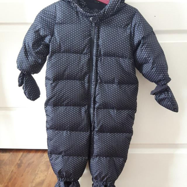 66745b1ef Find more Amazing Baby Gap Snow Suit Size 12-18 Months In Excellent ...
