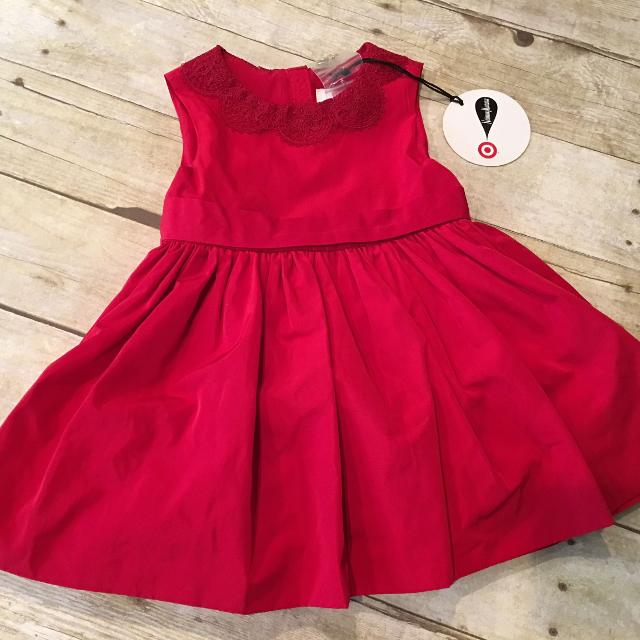50489e4b6 Best Target Jason Wu Neiman Marcus Infant Red Dress W/ Bloomers Christmas  Dress for sale in Pensacola, Florida for 2019