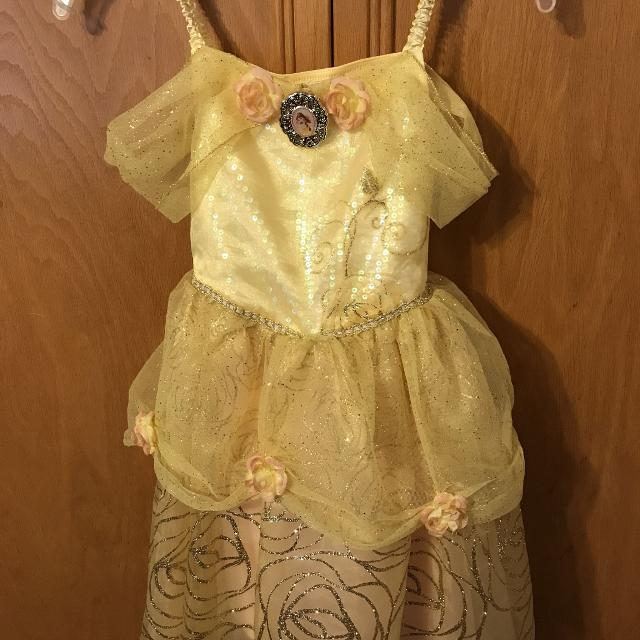 81f547463 Best Euc Disney Store Belle Dress Size 7/8. Purchased In Florida for sale  in Cobourg, Ontario for 2019