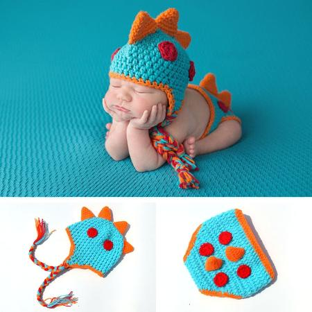 Used, BNIP Newborn Crochet Photography Prop... for sale  Canada