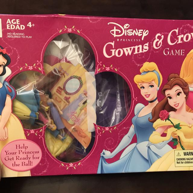 Find more Gowns And Crowns Game for sale at up to 90% off
