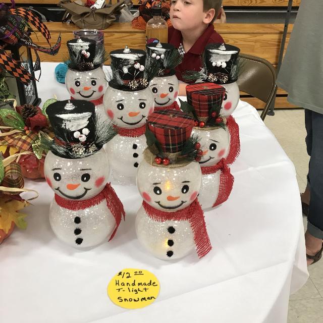 Best Tea Light Snowman For Sale In Mobile Alabama For 2020