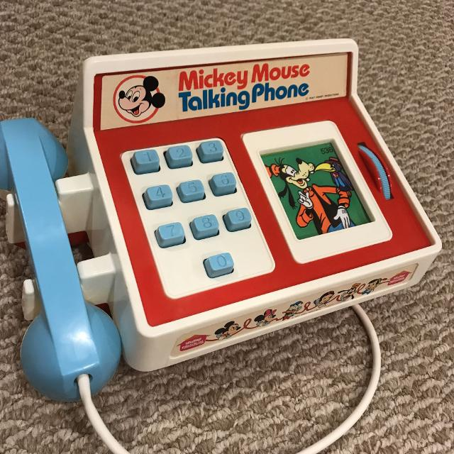 f8aa8d401145d9 Find more Mickey Mouse Talking Phone for sale at up to 90% off