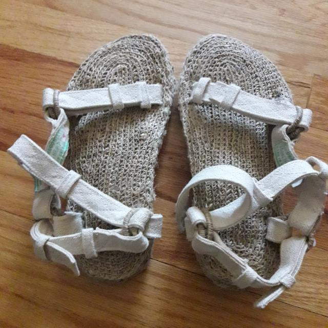 039b9ee1fc41 Best Eco Dragon 100% Hemp Sandals Size 5 Nwt for sale in Victoria ...