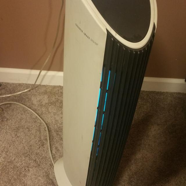 Find More Sharper Image Ionic Breeze Air Purifier For Sale At Up To